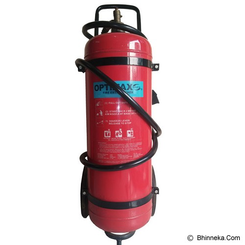 OPTIMAX Fire Extinghuisher AFF Foam Liquid 6% [AF-70 Trolley] - Pemadam Kebakaran